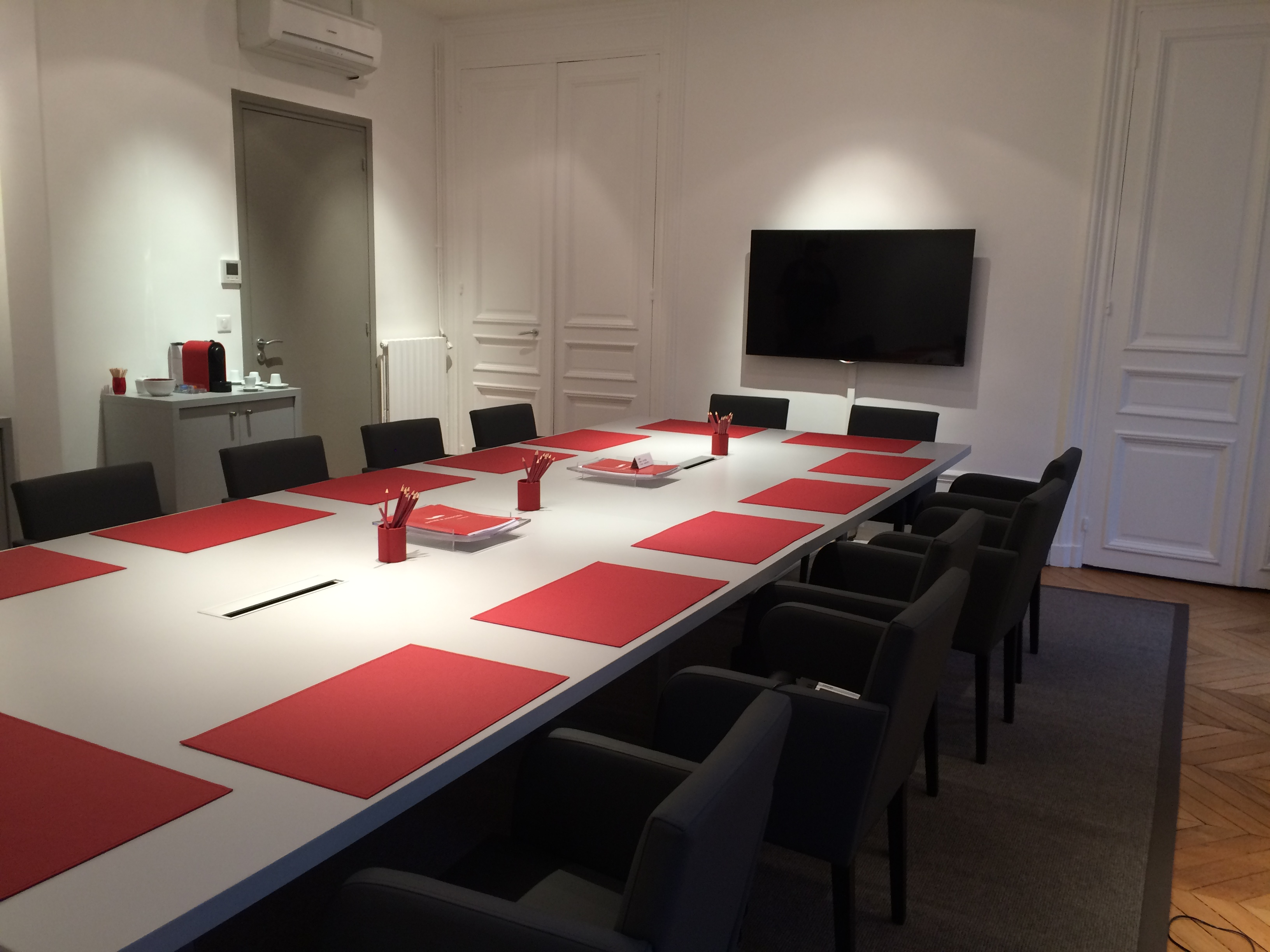 B m création mobilier décoration portfolio bureaux