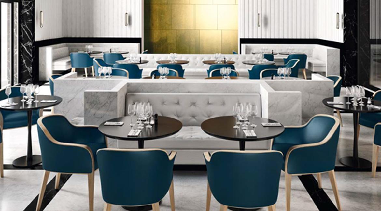 B2m cr ation mobilier d coration portfolio restauration - Mobilier de restaurant d occasion ...